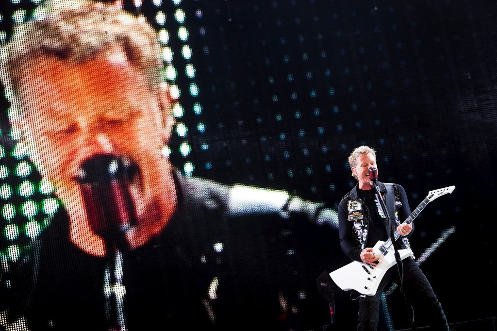 Excepção feita aos clássicos que todos sabem de cor, os Metallica não sobressaltaram a multidão