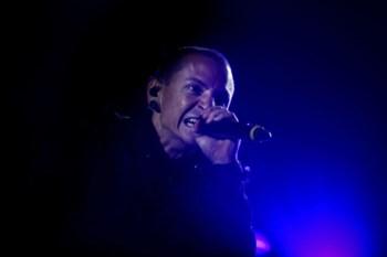 A grande maioria estava presente no festival por causa dos californianos Linkin Park