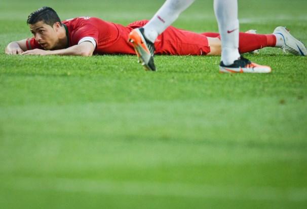 Ronaldo Falhou penalty