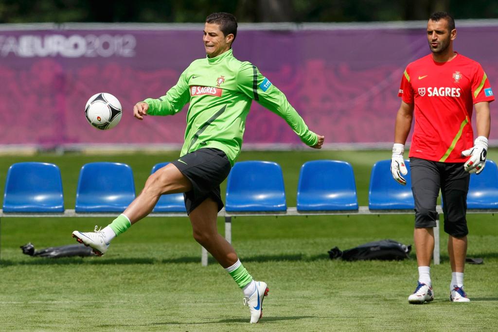 """Cristiano Ronaldo e o jogo com a Alemanha: """"Eu acredito"""""""