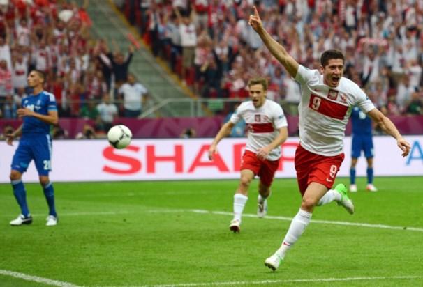 Grécia e Polónia empatam na estreia: Karagounis falha penálti