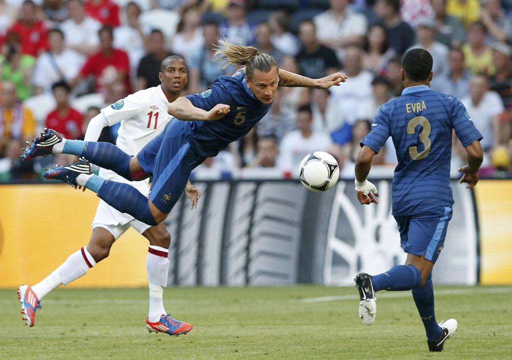 França e Inglaterra entram a empatar