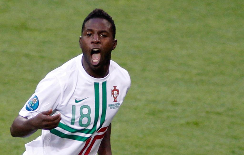 Varela marcou o golo da vitória contra a Dinamarca