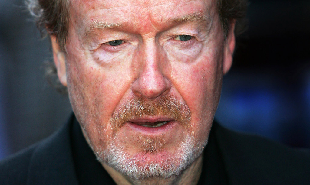 Ridley Scott criou o Your Film Festival
