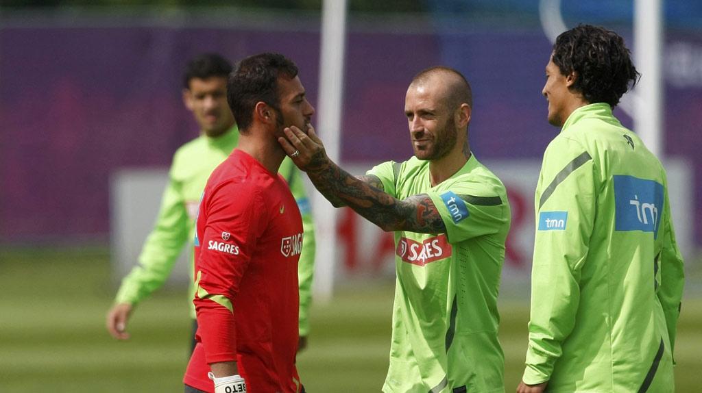 """Raul Meireles: """"Se entendemos não falar, os portugueses só têm de respeitar"""""""