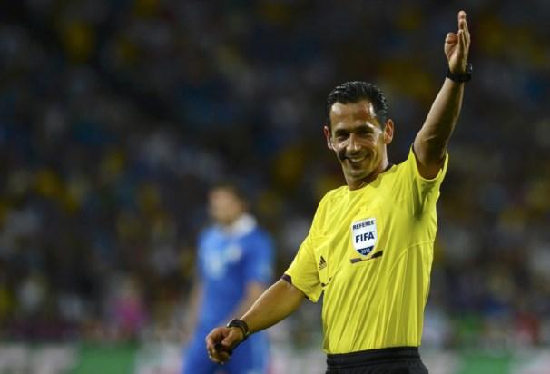 Pedro Proença vai apitar a final do Europeu de futebol