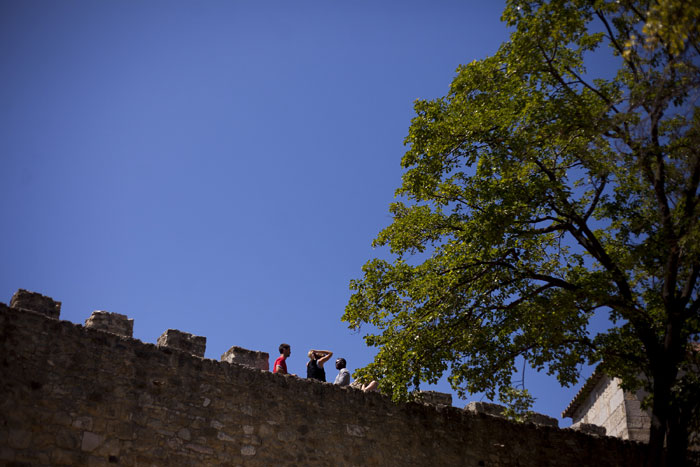Castelo de São Jorge, versão souk