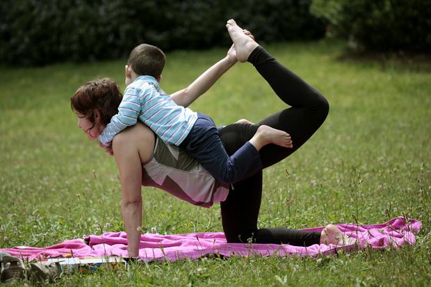 Do ioga para o quotidiano