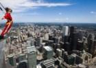 Passear pelos céus de Toronto