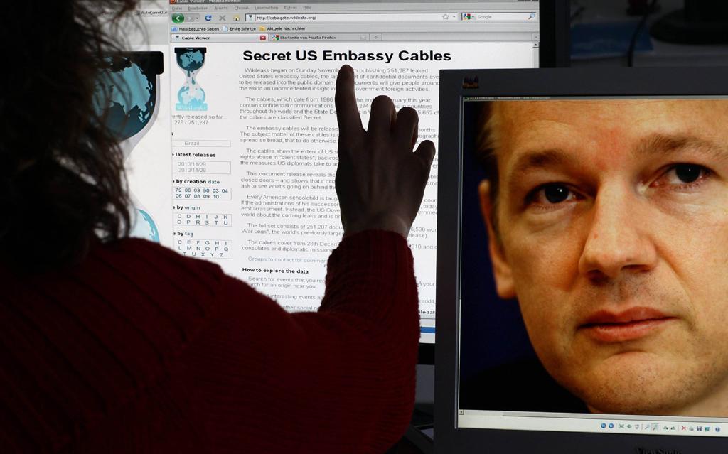 A organização fundada por Julian Assange diz que quer continuar a fazer o seu trabalho
