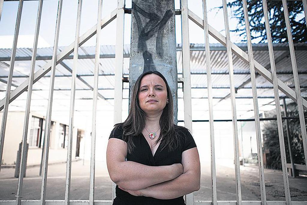 Cecília Lourenço, Professora de Matemática, 39 anos, 16 de serviço, Vila Nova de Gaia