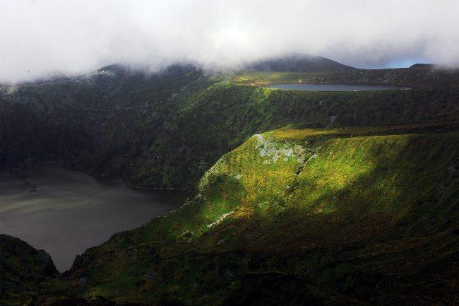 Lagoa Funda e Rasa
