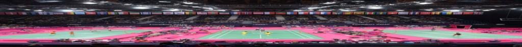 Pedro Martins estreia-se com uma derrota no badminton, mas deixa boa impressão