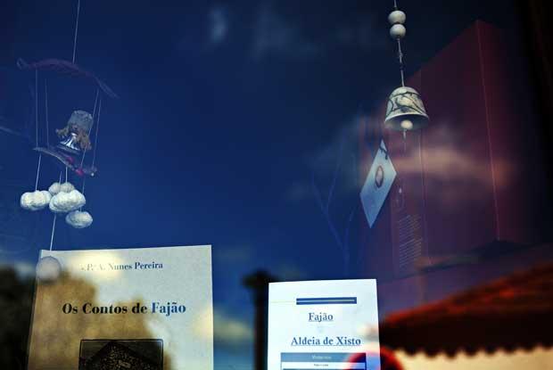 Leia a reportagem na Fugas de 10 de Setembro | Fajão, concelho de Pampilhosa, está integrada na rede de Aldeias de Xisto