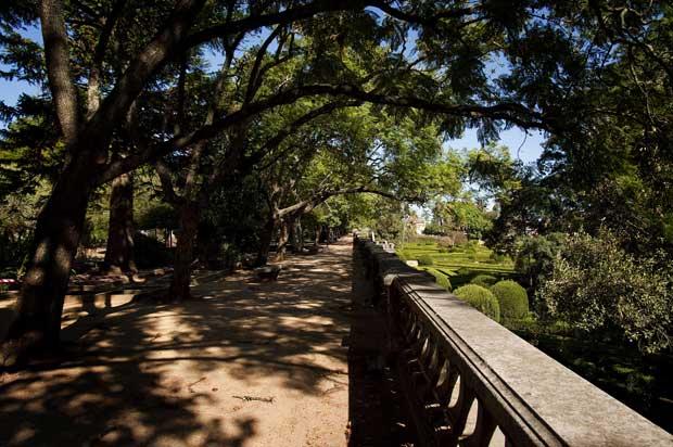 Lisboa, Jardim Botânico da Ajuda