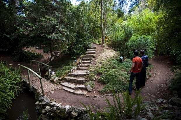 Lisboa, Jardim Botânico Tropical