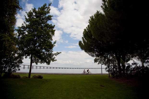 Lisboa, Parque do Tejo e Trancão