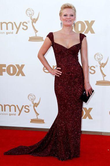 Martha Plimpton, actriz da série de televisão Raising Hope