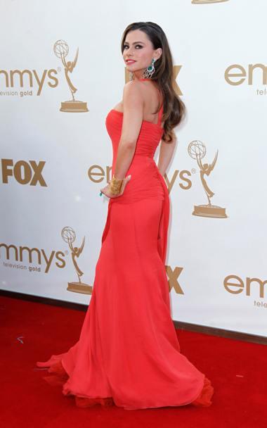 A actriz da série de televisão Modern Family, Sofia Vergara
