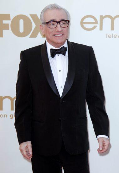 O director Martin Scorsese