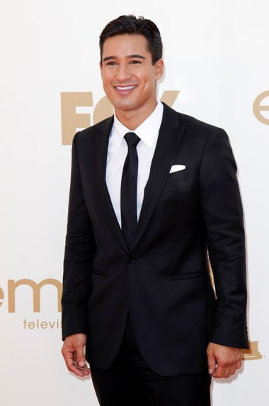 Mario Lopez, actor e apresentador do programa America's Best Dance Crew