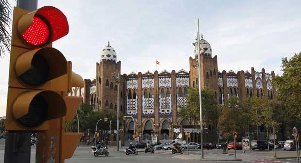 Sinal vermelho para as touradas na Monumental de Barcelona