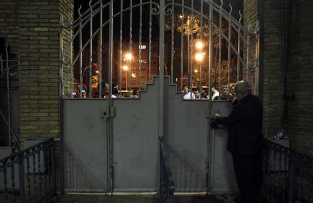Os portões de La Monumental fecham as portas às touradas e aos aficionados.