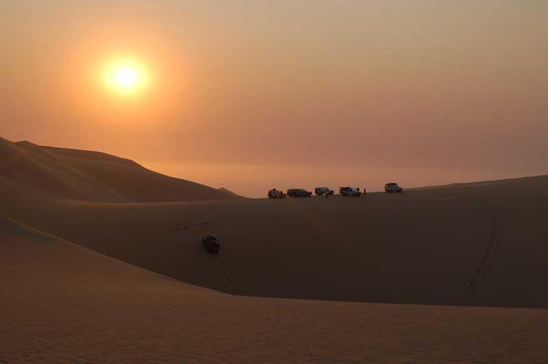 Namíbia, Namib - por Patrícia Silva