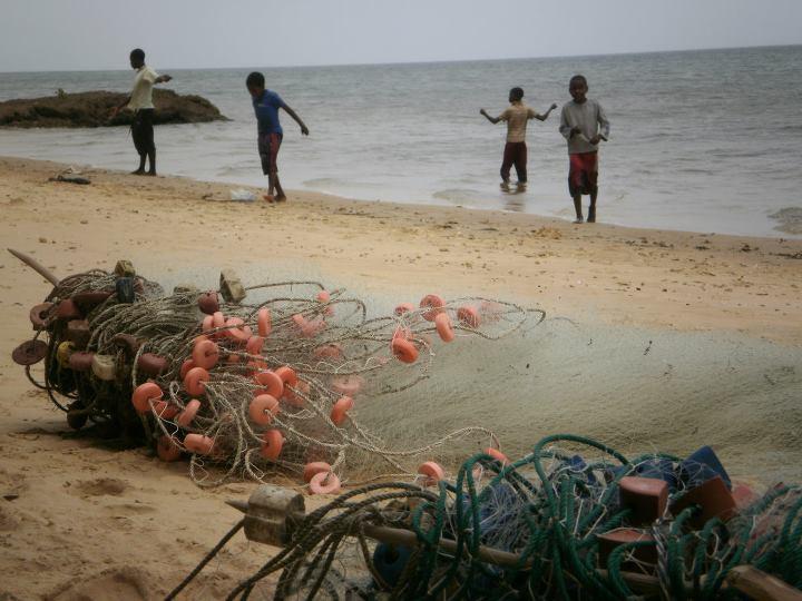 Moçambique, Inhaca, Outubro de 2009 - por Liliana Cruz