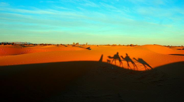 Marrocos, Erg Chebi, 01/01/2008 - por Ricardo Azevedo