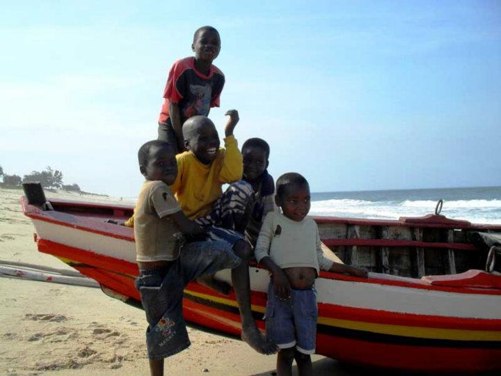 Macaneta, Moçambique, Agosto 2010 - por André Figueiredo