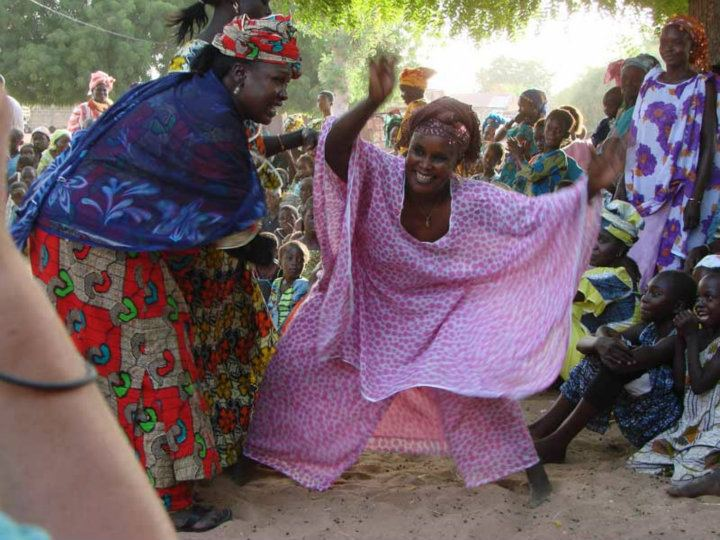 Senegal, Kaba Ndour, 5 de Junho de 2010 - por José Jorge Lamego