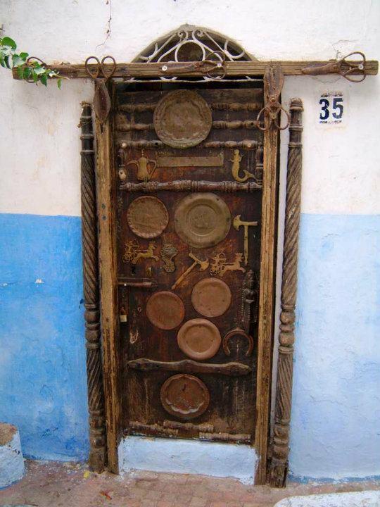 Marrocos, Meknes - por Emanuel Carvalho