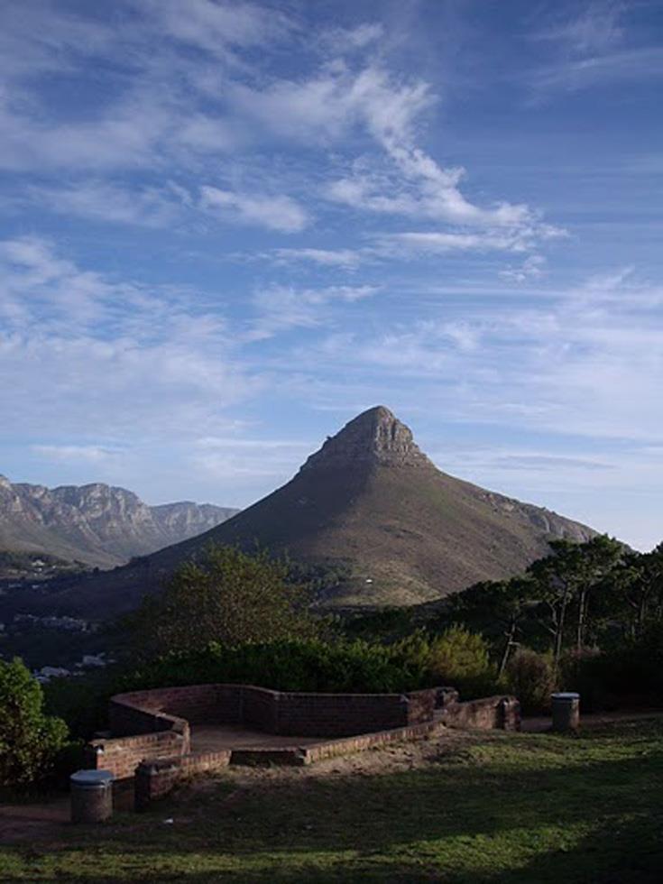 África do Sul, Parque Nacional Table Mountain, Fevereiro de 2008 - por Hugo Mendes