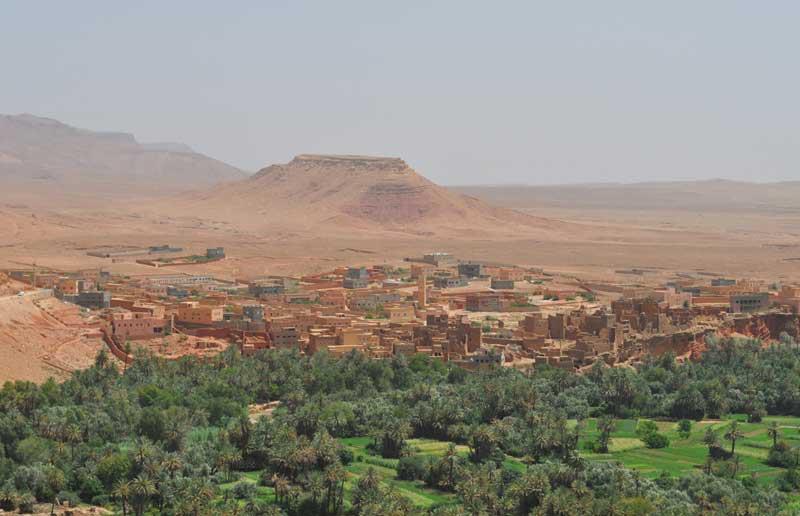 Tinghir, Marrocos (13-08-2011) - por Filipe Barbeiro
