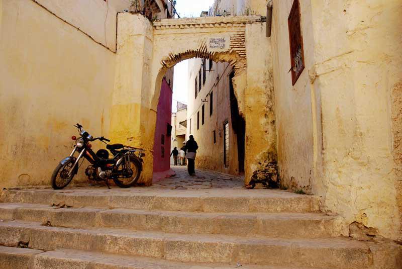 Marrocos, Meknes - por José Garcez