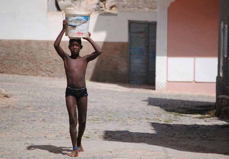 Boavista, Cabo Verde, dia 26 de Agosto de 2010 - por João Ribeiro