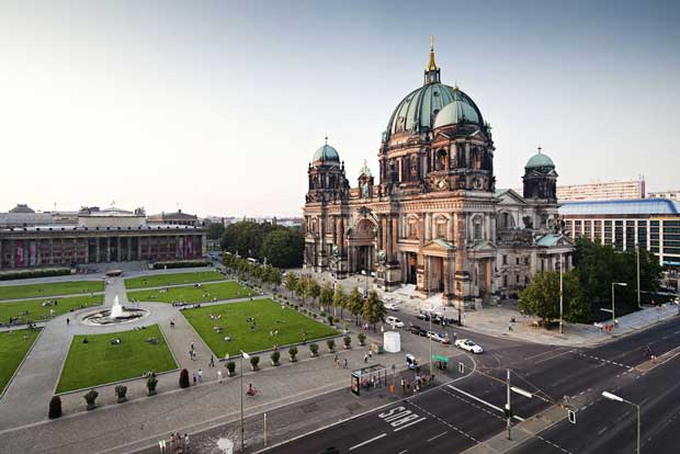 Berliner Dom. A Catedral