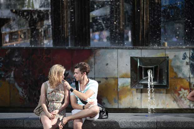Romance em Berlim
