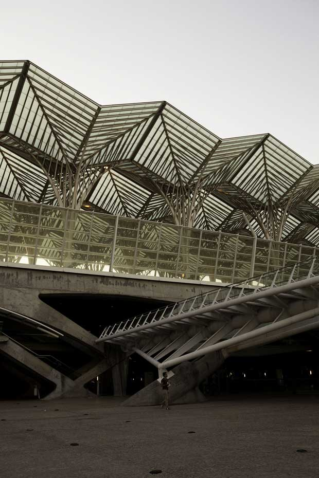 Lisboa, Gare do Oriente