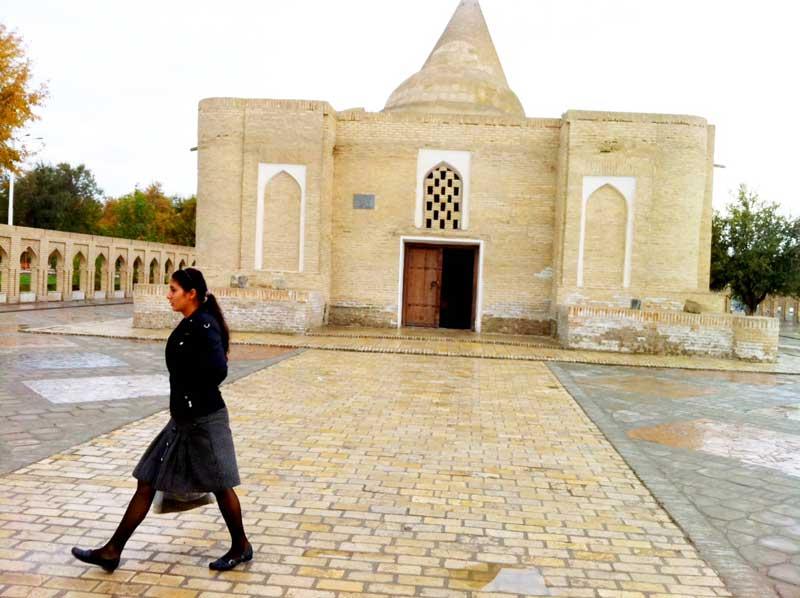 Uzbequistão - Foto de Luís Maio