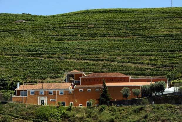 A Quinta do Vallado ocupa o 1º lugar do top 20 da revista