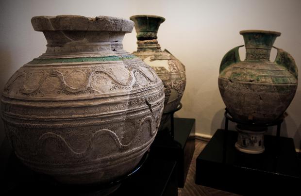 Museu islâmico de Mértola.