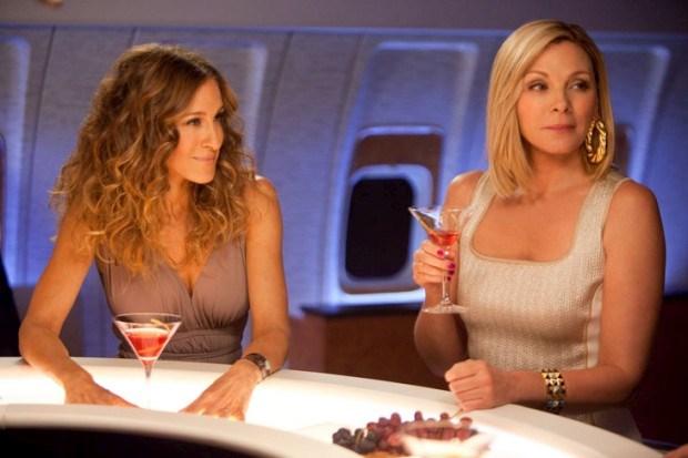 """O Cosmopolitan é presença constante em séries e filmes que têm como cenário Nova Iorque, como """"Sexo e a Cidade"""""""