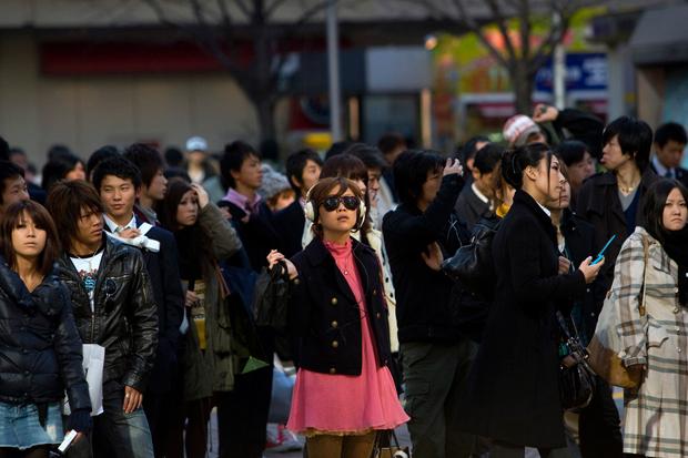 Shibuya, o bairro mais jovem de Tóquio, centro de moda e cultura, zona de compras e fábrica de tendências.