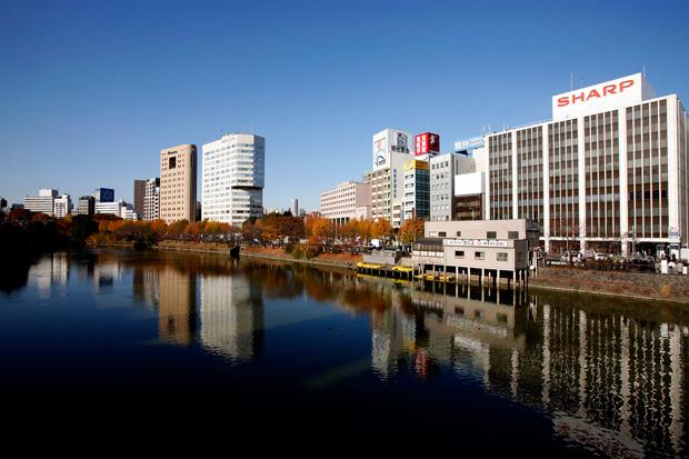 Por várias zonas da cidade podem admirar-se os canais.