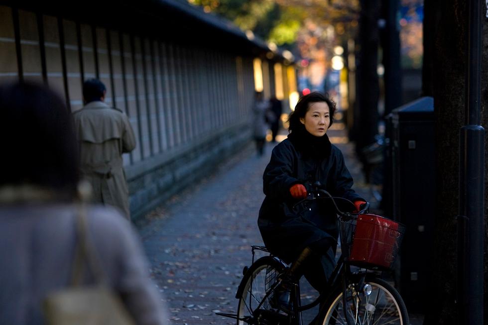Pela cidade, aproveitam-se as ciclovias.