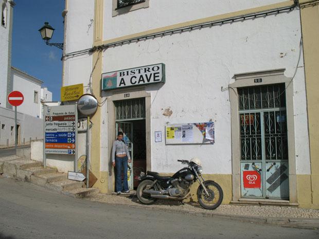 Algarve, Estoi.