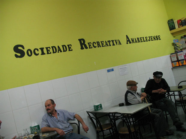 Alentejo, Sociedade Recreativa Amarelejense.
