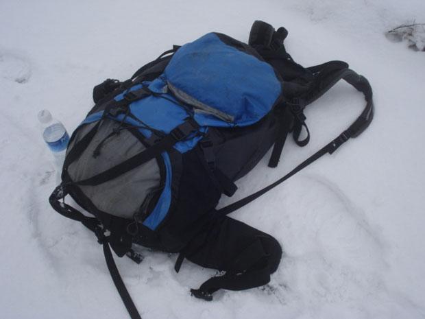 Linhares da Beira, o descanso da mochila.